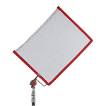 Flag Open End 45x60cm double net